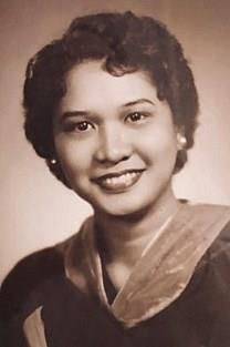 Esther G. Espiritu obituary photo