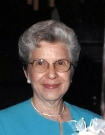 Frances Mignon Hand obituary photo