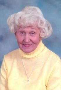 Josephine B. Zima obituary photo