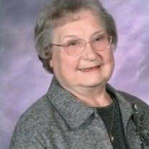 Gladys Elaine Boak