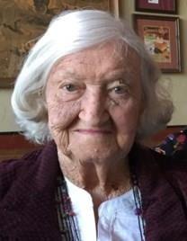 Dorothy Hurst obituary photo