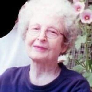 Klietamae Geraldine Scheible