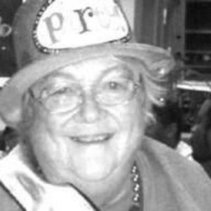 Patricia Dolores Bacher