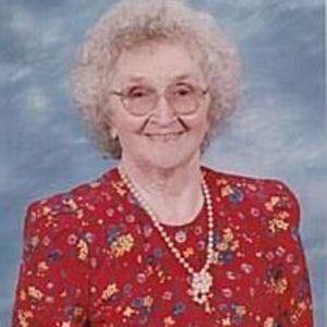 Nellie Ruth Christian