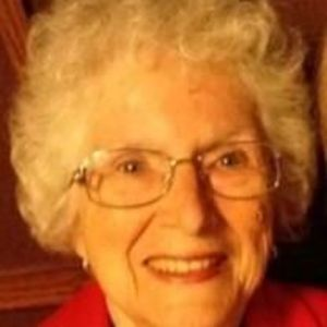 Eleanor Doris McCully