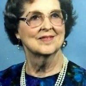 Margaret Lorraine Paschall