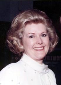 Peggy Parrish Coe obituary photo