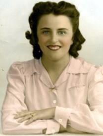 Irene S. Newberry obituary photo