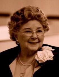 Virginia Blaydes Zachry obituary photo