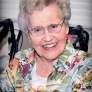 Mary Ann Roberson Adams