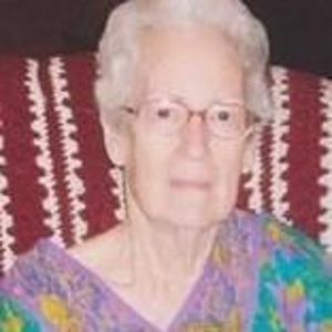 Evelyn Ayers Strong