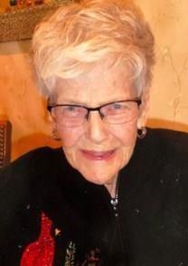 Bette M. Falloon obituary photo