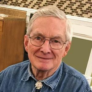 J. Albert W. Michaud Obituary Photo