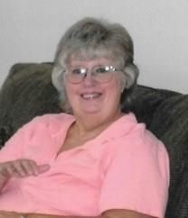 Beverly Rowton Saunders obituary photo