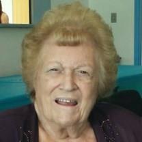 Shirley Ann Olin obituary photo