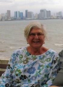 Constance Amelia McGee obituary photo