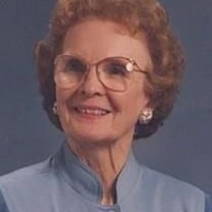 Virginia Hensley Edwards