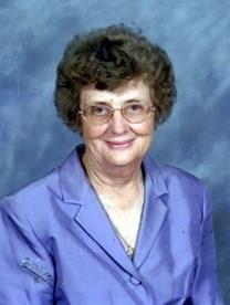 Shirley Jean Lovinggood obituary photo