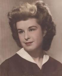 Claudine Gutierrez Fackrell obituary photo
