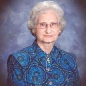 Doris Ellen Standridge