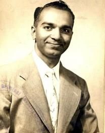 Bala Mangru obituary photo
