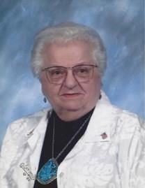 Helen Dandar Butler obituary photo