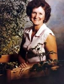Billie Aline Hill obituary photo