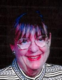 Joan Williams Strand obituary photo