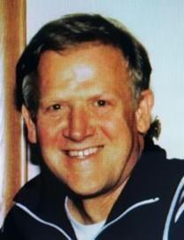 John Dudley Holden obituary photo