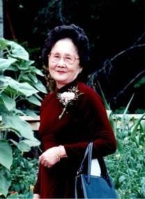 Huynh Thi Nguyet obituary photo