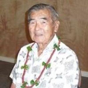 Buster Yoshio Toyama