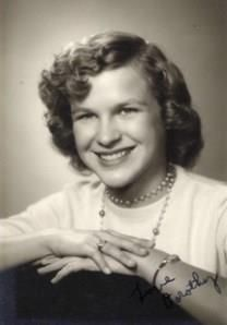 Dorothy Ann Hansen obituary photo