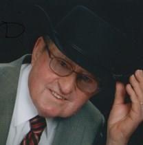 Clyde Hoke Huffman obituary photo