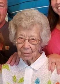 Virginia Clifton obituary photo