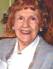 Helen Margaret McCauley obituary photo