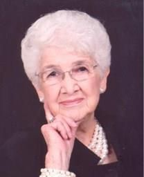 Alice Spencer Shorter obituary photo
