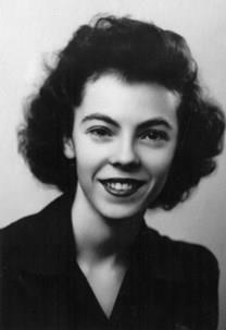 Eleanor R. EVANS obituary photo
