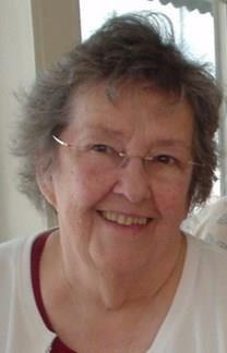 Dorothy Brisson Saunders obituary photo