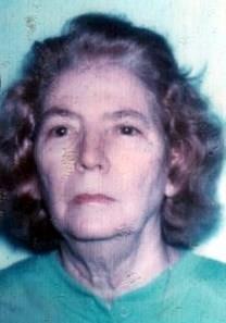 Olga V. Llovet obituary photo