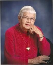 Dorothy June Hilliard obituary photo