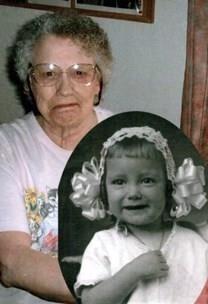 Vera Mae Robinson obituary photo