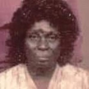 Willie Mae Horsley