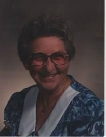 Eveylena Woody obituary photo