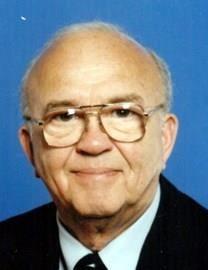 Charles F. Henke obituary photo