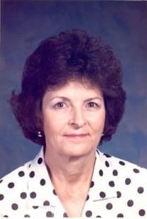 Alpha Faye Morton obituary photo