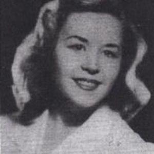 Elizabeth Ann Alexander