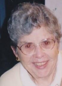 Rose Rita Rosenberger obituary photo