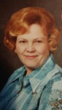 Marian Lois Broman obituary photo