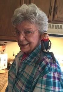 Adele Patricia Brown obituary photo