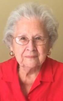 Mary Edna Olgine Obituary Photo